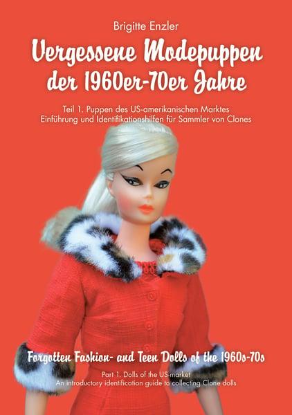 Image of Forgotten Fashion Dolls (Book 1) / Vergessene Modepuppen (Band 1)