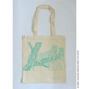 Image of Tote bag *leo*