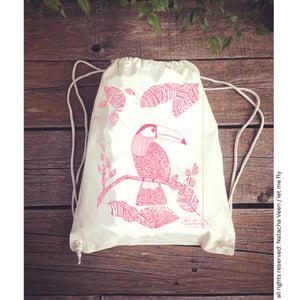 Image of Gym bag *toucan*