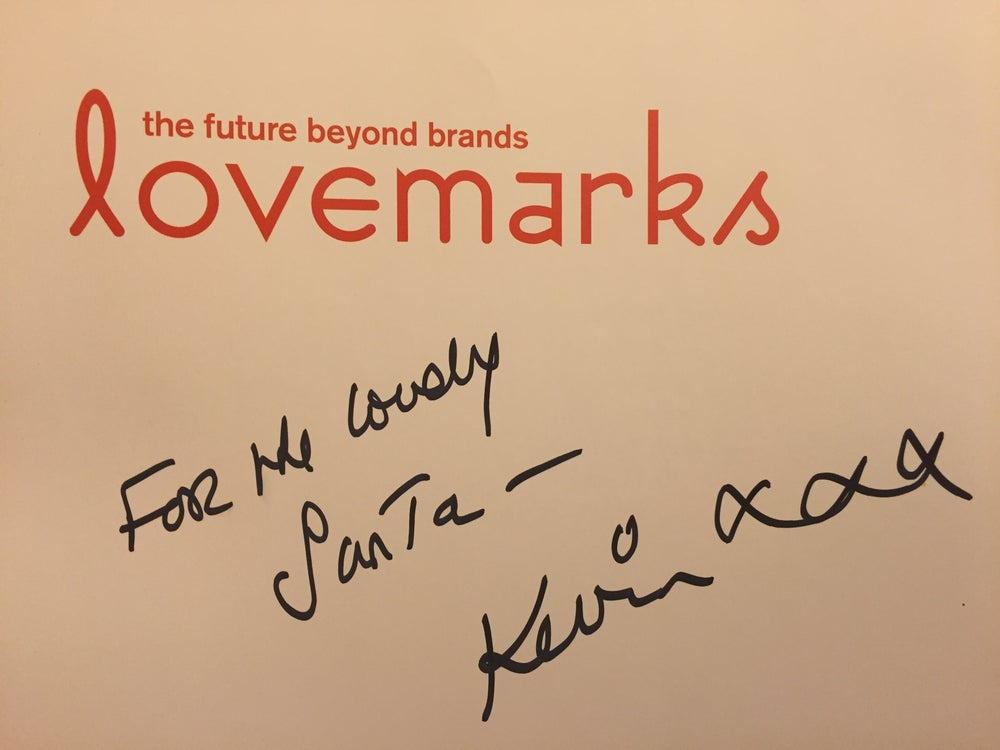 Image of Lovemarks The Future Beyond Brands Free Download