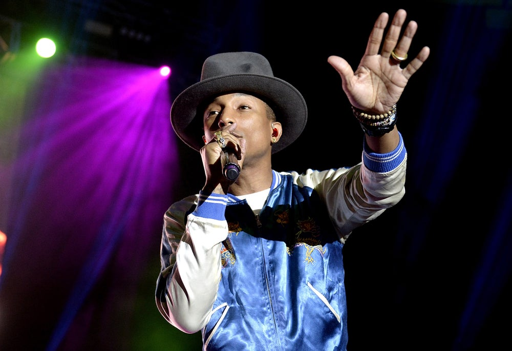Image of Download Pharrell Williams Know Who You Are