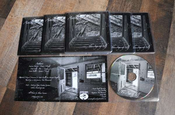 Image of Anthesis - The Age of Self CD *Ltd /100*