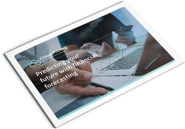 Image of Financial Forecasting Brochure Design