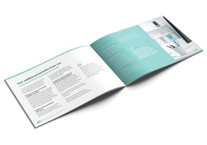 Image of Financial Forecasting Brochure Design