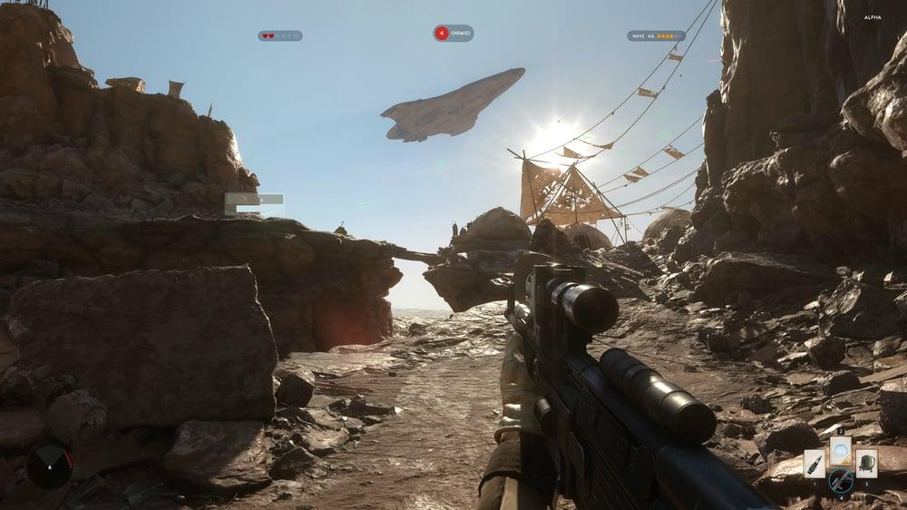 Image of Battle Of Jakku Download Time