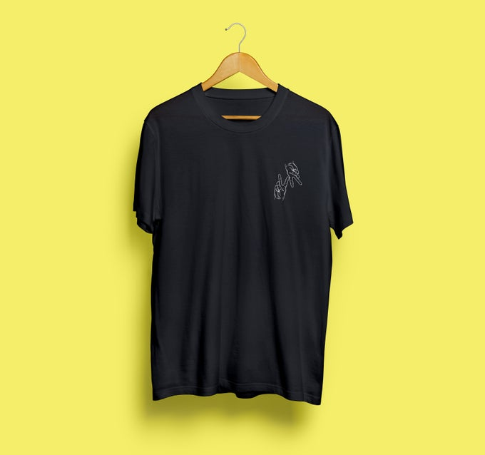 Image of Hand Logo Shirt
