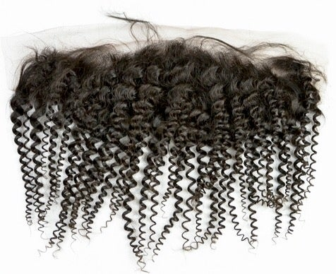 Image of Curly Lace Frontal