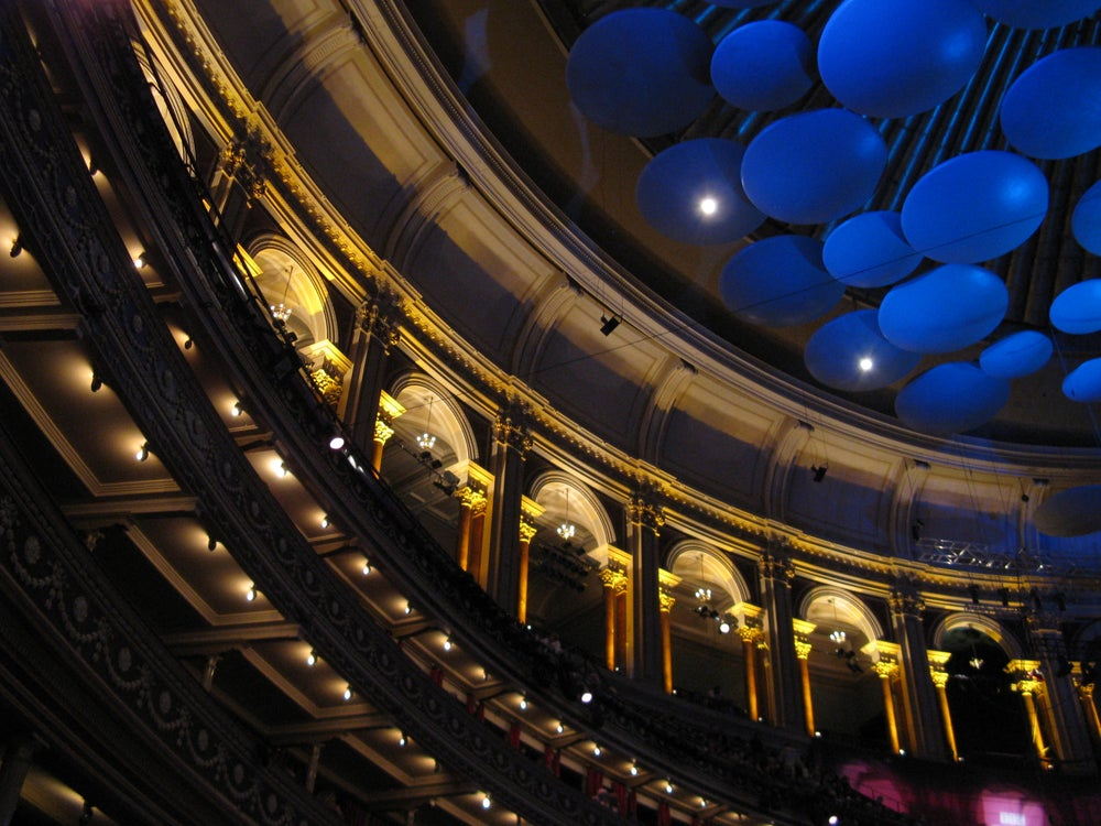 Image of The Phantom Of The Opera At The Royal Albert Hall 2011 Download