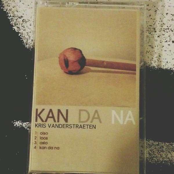Image of Kris Vanderstraeten - KAN DA NA CS