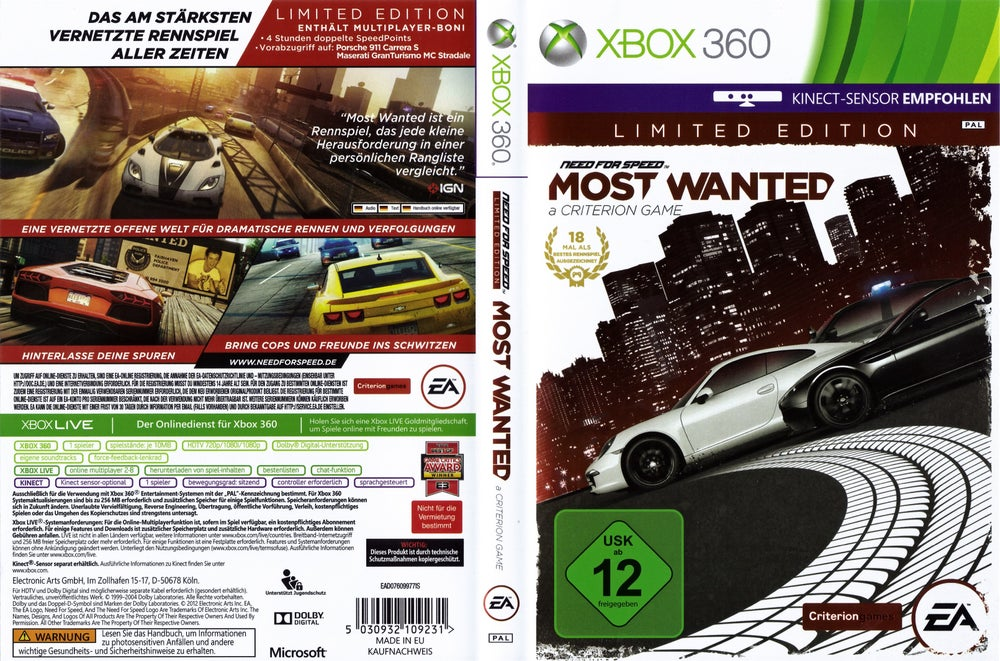 Image of Nfs Most Wanted 2014 Game Free Download