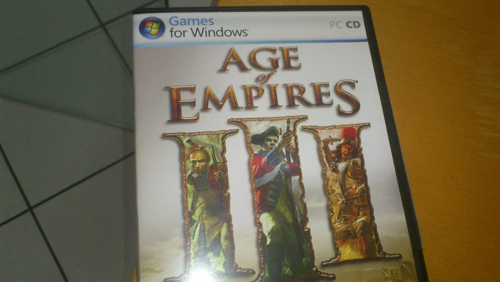 Image of Age Of Empires Iii Pc Download