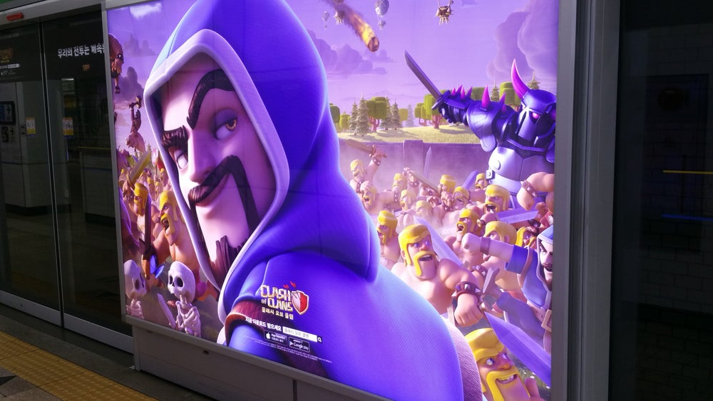 Image of Clash Of Clans Download Samsung