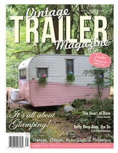 Image of Issue 31 Vintage Trailer Magazine