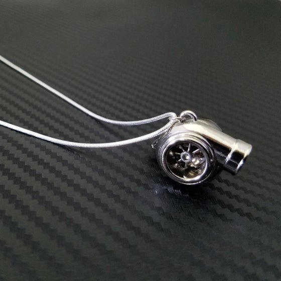 Image of Realistic 3D Turbo Necklace