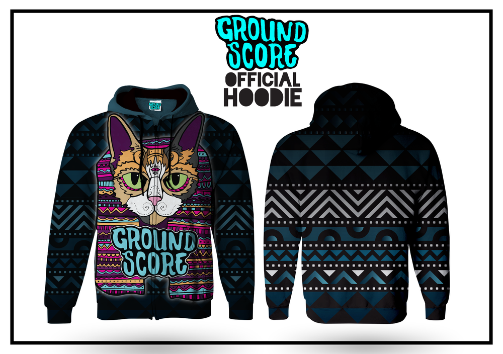 Image of Ground Score Official Hoodie