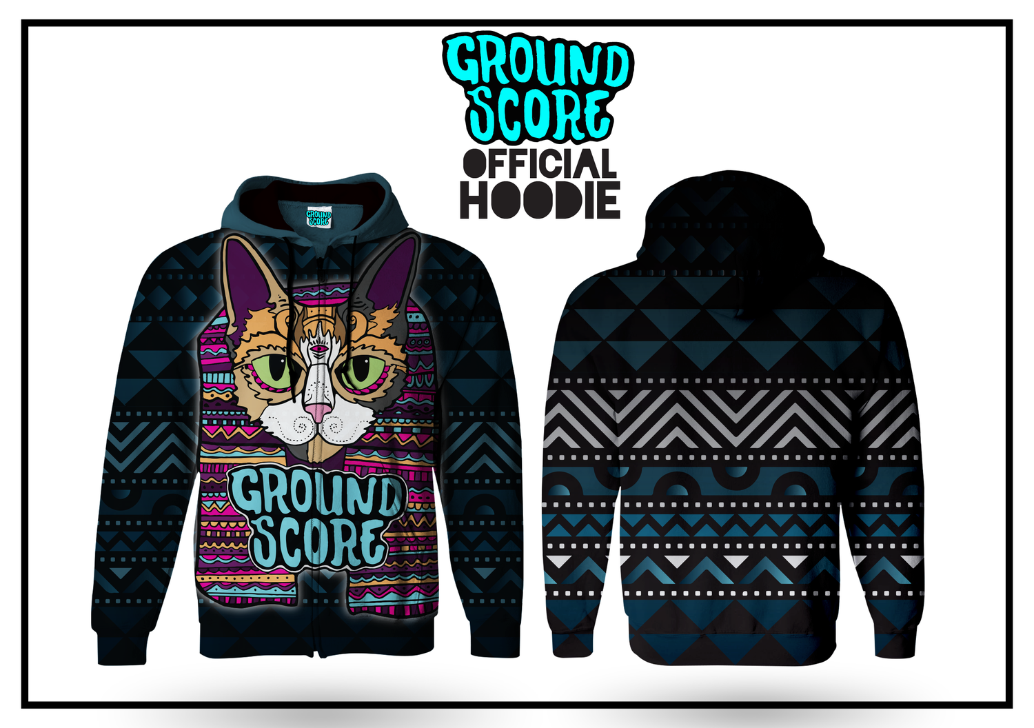 Ground Score Official Hoodie