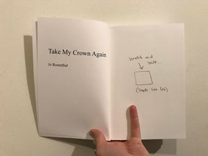 Image of Take My Crown Again