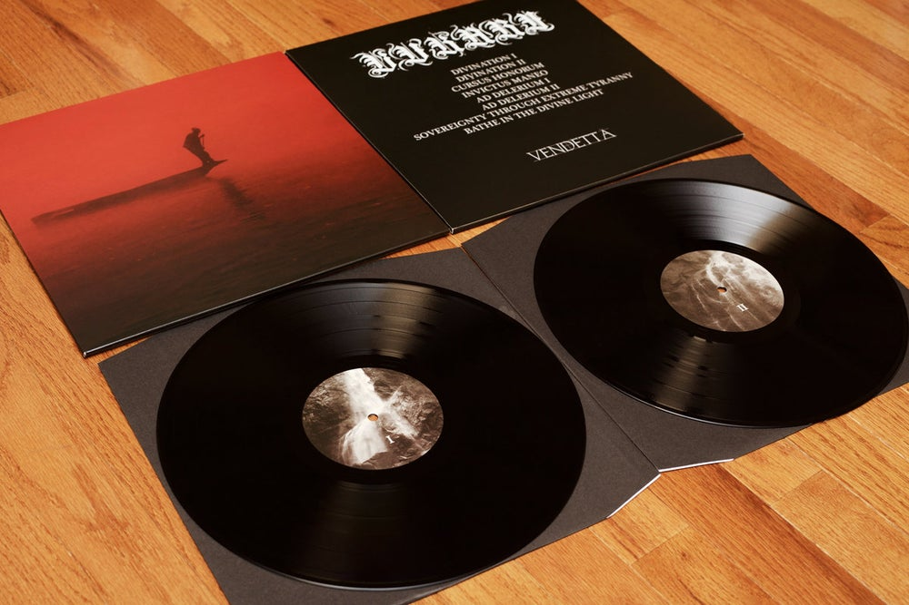 "Image of Divination 12"" Vinyl"