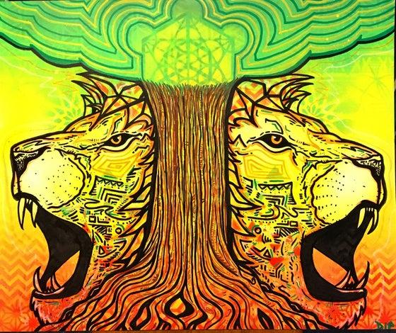 Image of Tree of Lion