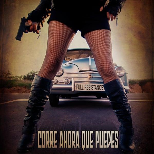 Image of CORRE AHORA QUE PUEDES