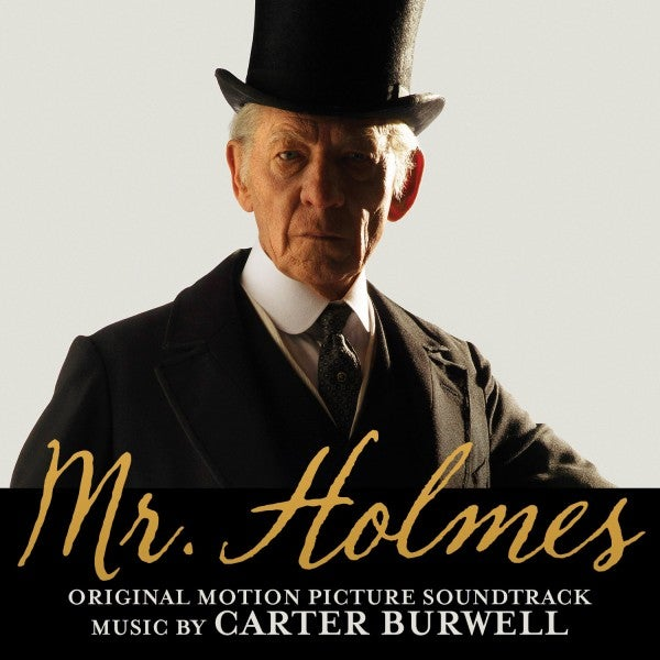 Image of Mr. Holmes (Original Motion Picture Soundtrack) CD - Carter Burwell