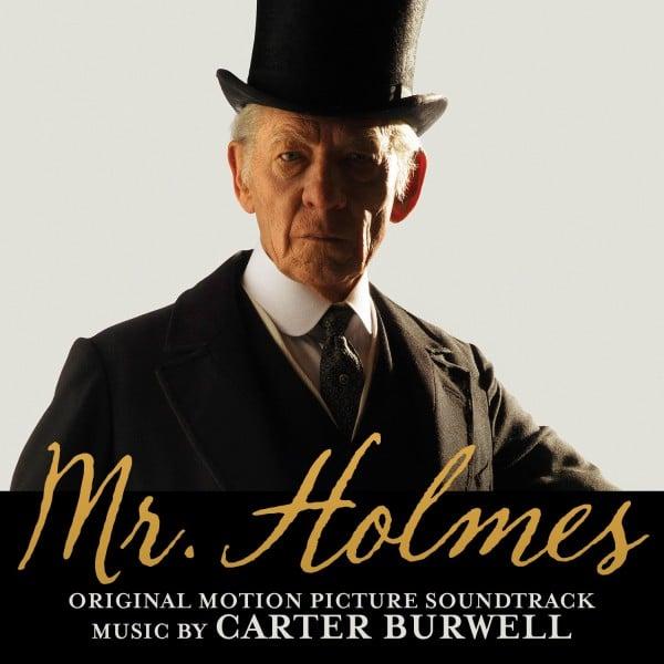 Image of Mr. Holmes (Original Motion Picture Soundtrack) CD - Carter Burwell