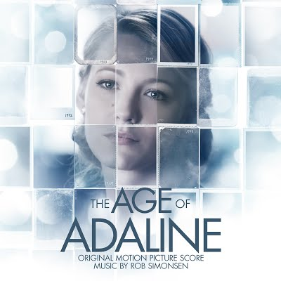 Image of The Age Of Adeline (Original Motion Picture Score) CD - Rob Simonsen