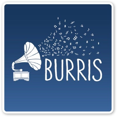 Image of Burris Sticker