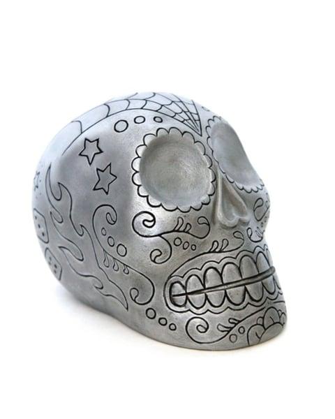 Image of Calaca aluminio