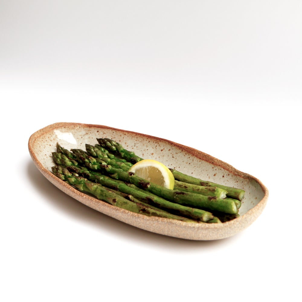 Image of Asparagus Plate