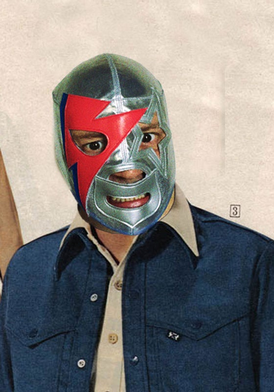 Image of  Starman Mask