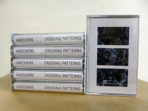 "Image of Hatchers ""Eroding Patterns"" cassette"