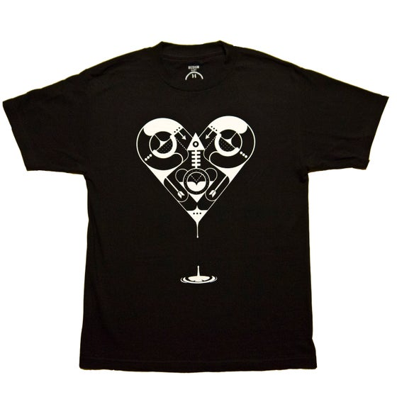 Image of Tik Tok Tee (Black)