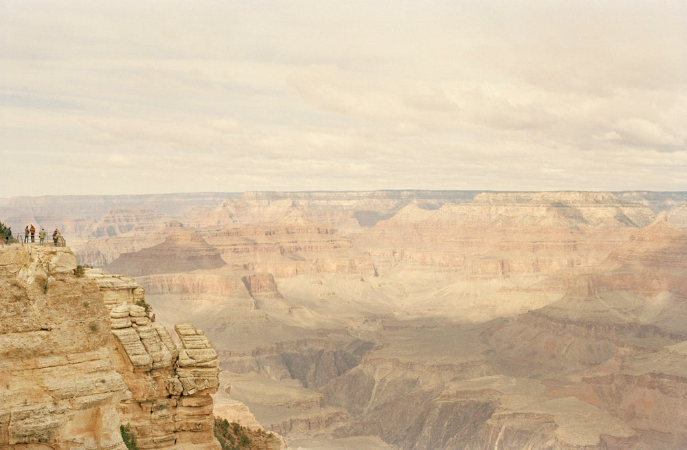 Image of A Grand Canyon