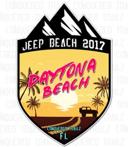 Image of Jeep Beach 2017 - Event Badge