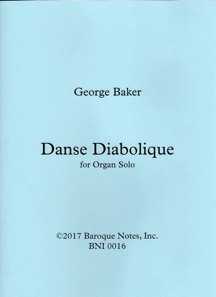 Image of Danse Diabolique