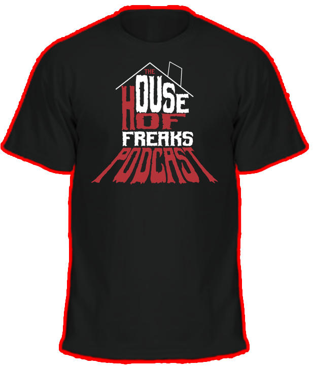 Image of HOF Podcast Official Shirt