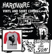 "Image of AA!#74 HARDWARE ""Burning In The Sun"" LP W/Shirt"