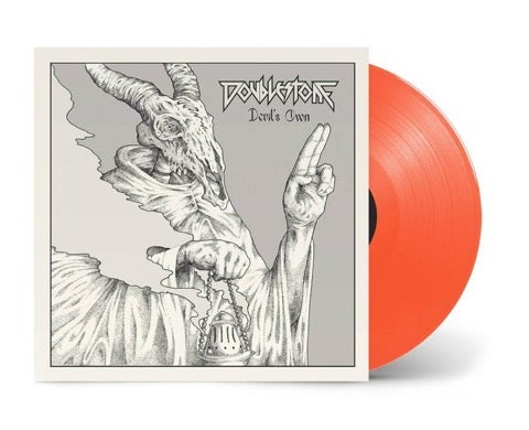 Image of Doublestone - Devil's Own/Djaevlens Own Colored Vinyl LP
