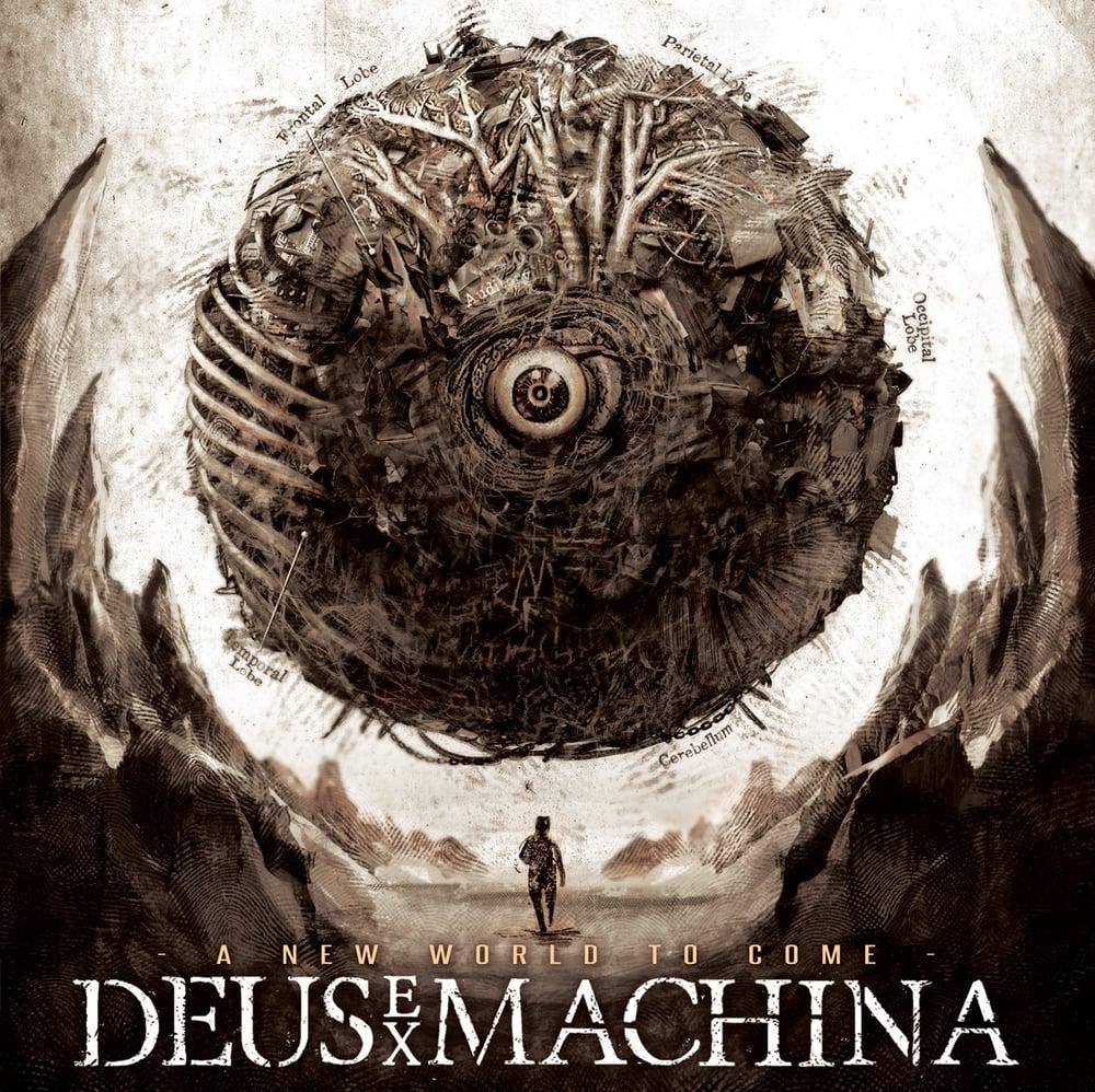 """Image of Deus Ex Machina """"A NEW WORLD TO COME"""" Album (2017)"""