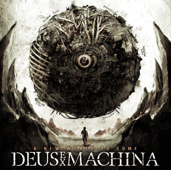 "Image of Deus Ex Machina ""A NEW WORLD TO COME"" Album (2017)"