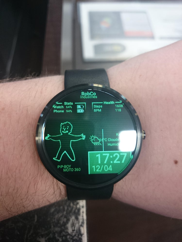 Pipboy 3000 Fallout 3 Theme Android Free Download