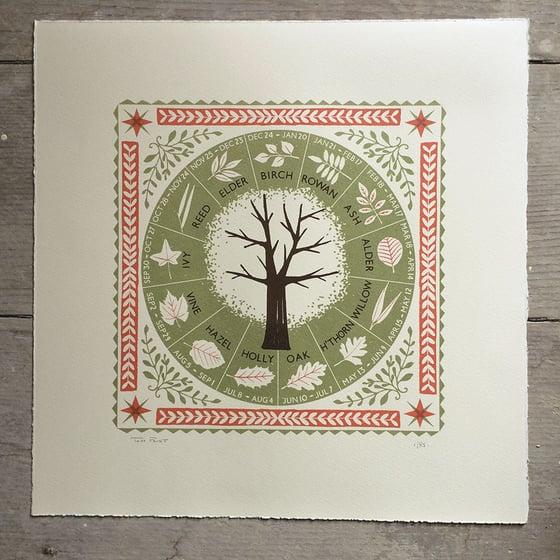 Image of Tree Calendar