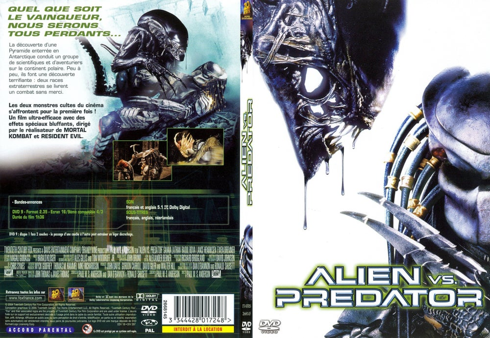 Image of Alien Vs Predator Requiem Full Movie Free Download