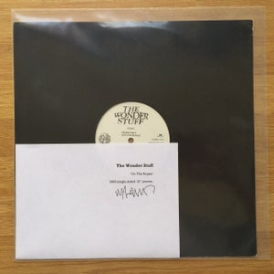 "Image of On The Ropes single sided 12"" promo (1 available)"