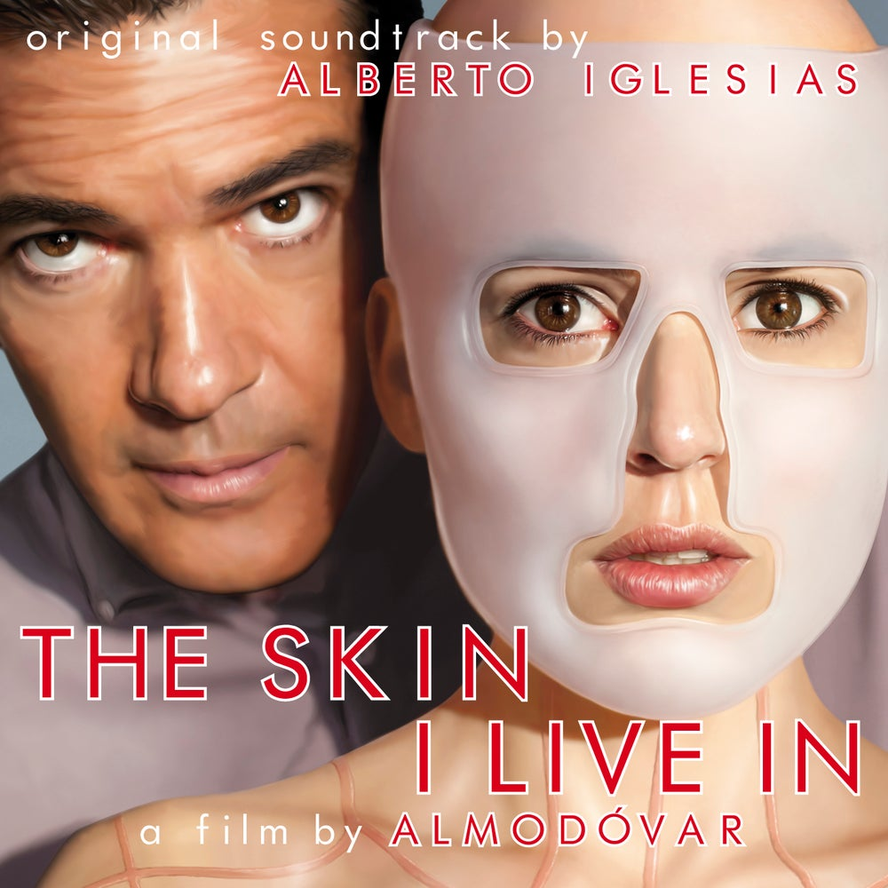 Image of The Skin I Live In (Original Motion Picture Soundtrack) CD - Alberto Iglesias