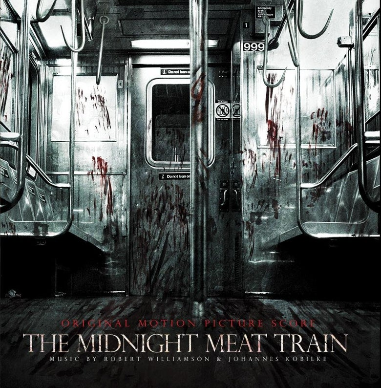 Image of The Midnight Meat Train (Original Motion Picture Score) CD - Robert Williamson & Johannes Kobilke