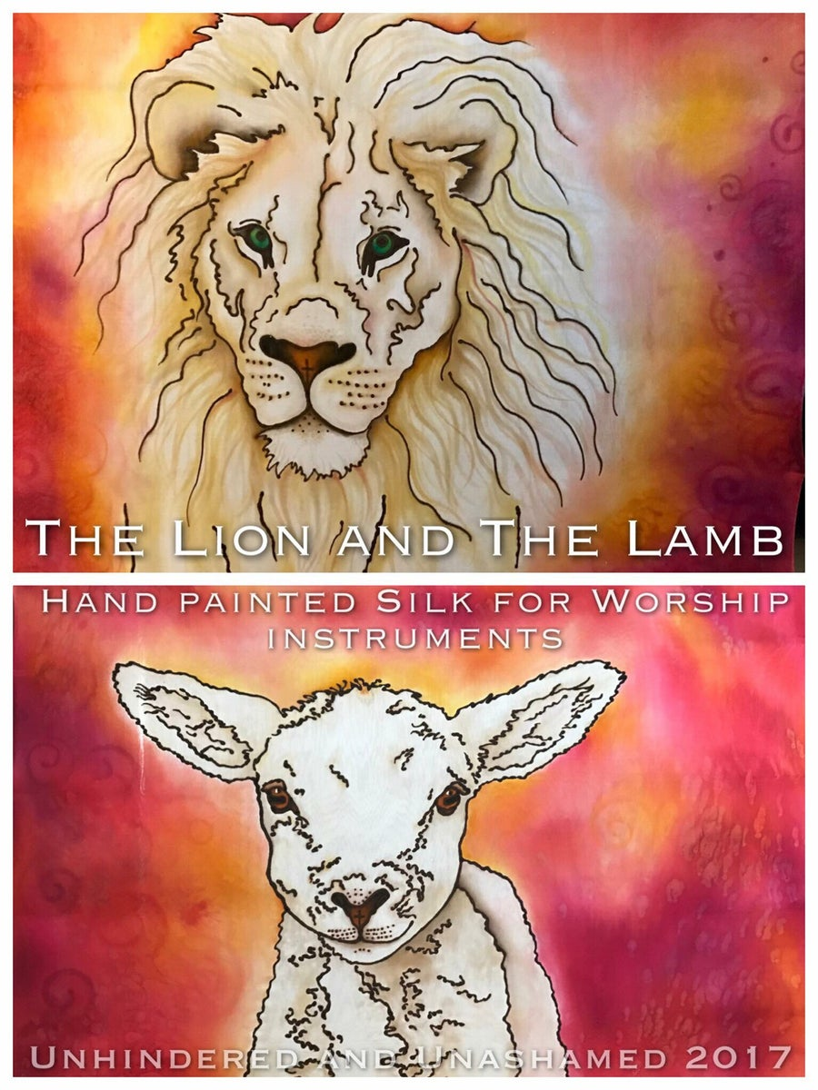Image of They are Back! Lion of Judah and Lamb of God