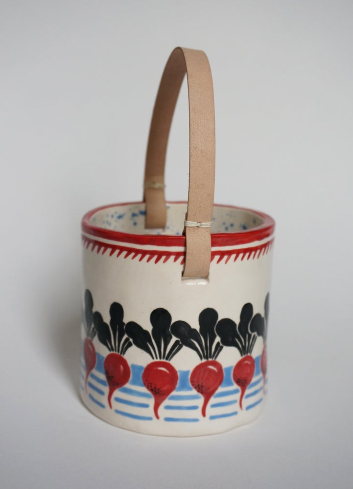 Image of Radish Pot
