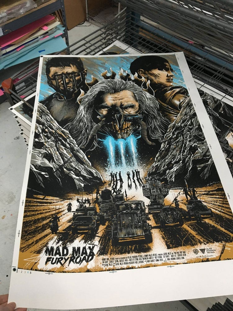 "Image of ""Mad Max"" - Inspired by Mad Max Road Fury"